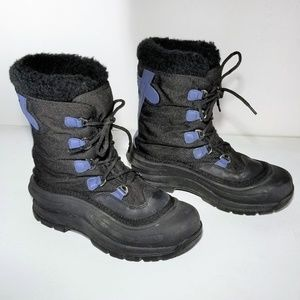 Kamik Winter Boot Waterproof Sole Removable lining